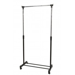 Mobile Garment Rack - Black...