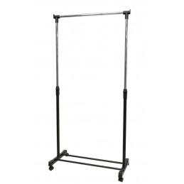 Mobile Garment Rack - Black...
