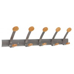 ALBA Wall Peg - 5 Hooks